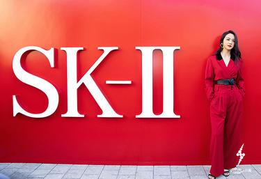 SK-II汤唯艺术快闪展