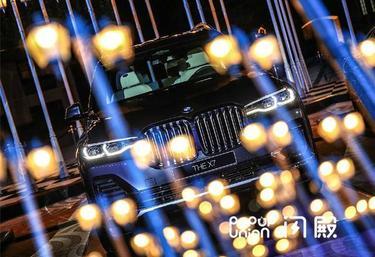 "BMW ""THEX7"""