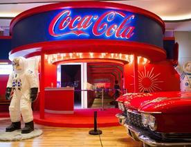 可口可乐世界未来乐园