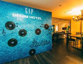 GAP DENIM HOTEL