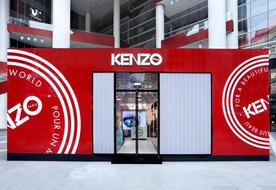 "Kenzo凯卓  ""异想世界"""